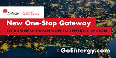 Entergy launches new web site - WMWO Chamber of Commerce, LA