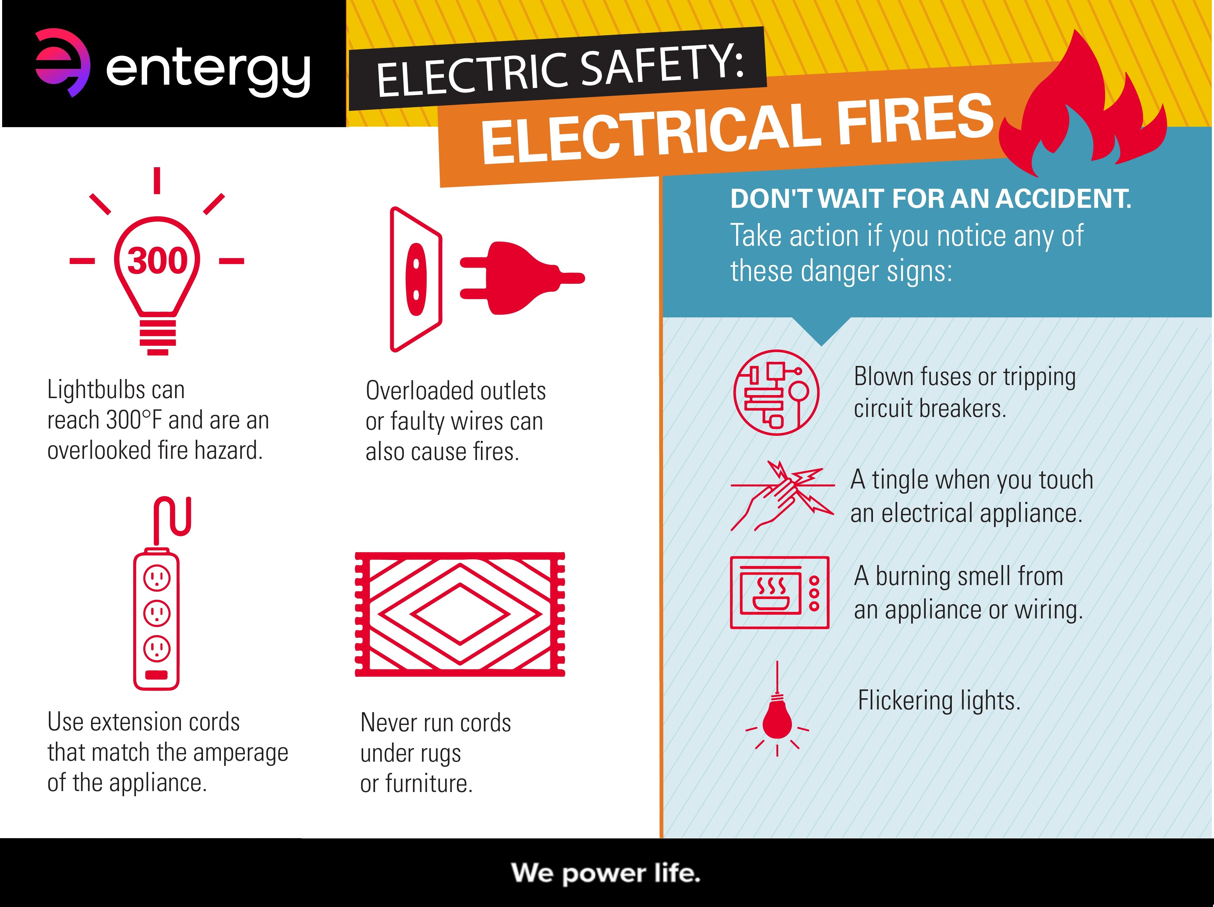 Electric Safety Electrical Fires