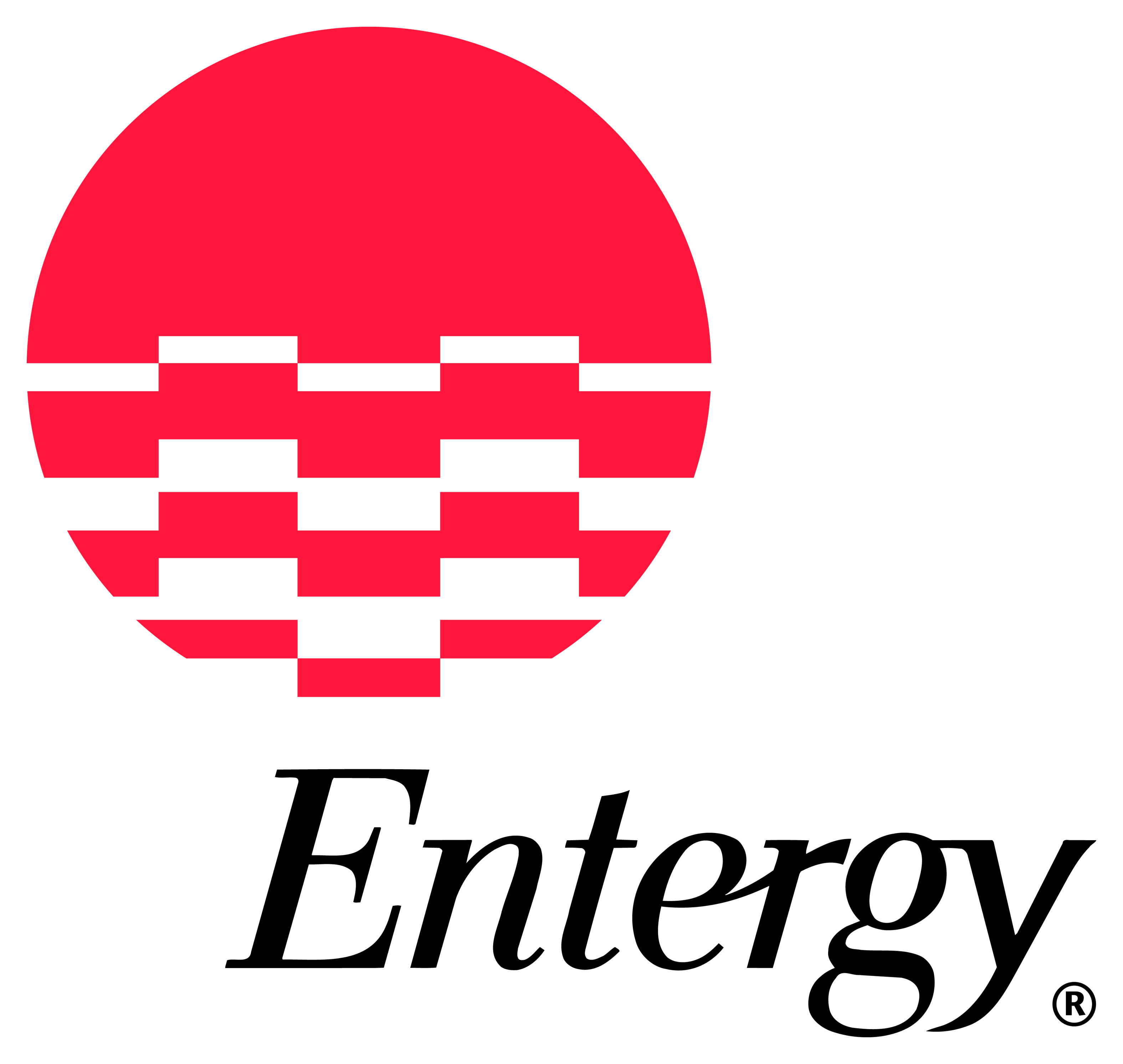 red black vertical logo entergy newsroom rh entergynewsroom com red and black logo social media famous red and black logos