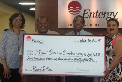 Entergy News Room The Heat Is On Stay One Step Ahead By